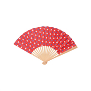 Customised Hand Held Fans | Branded Custom Digital Print Chinese Fans