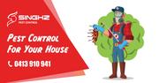 Guarantee Pest Control Services in Brisbane