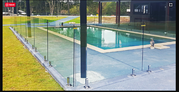 Frameless Glass Pool Fencing Brisbane | (04)00334166