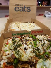 Pizza Delivery Brisbane Ubereats