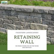 Retaining Wall Services