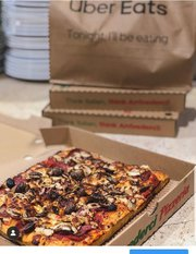 Pizza Delivery Brisbane Ubereats - Arrivederci Pizza