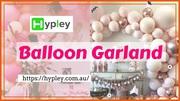 Amazing Style Balloon Garland Expert | Hypley
