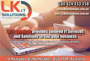 it services Brisbane,  computer repairs Brisbane | LK IT Services
