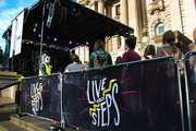Crowd Control Barrier Covers Make A Big Impression At Events