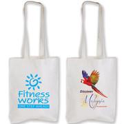 Imprinted Reusable Tote Bags | Personalised Bamboo Tote Bags