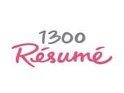 1300 Resume