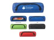 Promotional Pencil Cases | Custom Academic ZippeRed Pencil Case