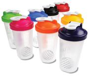 Promote Healthy Living With Custom 400ml Coloured Protein Shaker