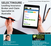 SELECTINSURE – Leading Insurance Broker and Claim Specialist
