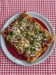 Best pizza in Brisbane