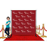 Step & Repeat Banner for Red Carpet Events