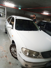 2003 Nissan Pulsar ST-L (No Registration)