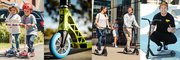 Get Up Kids - Quality Electric Scooters In Australia