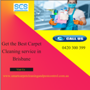 Best Residential Carpet Cleaning Service in Brisbane
