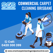 High-Quality Commercial Carpet Cleaning Brisbane