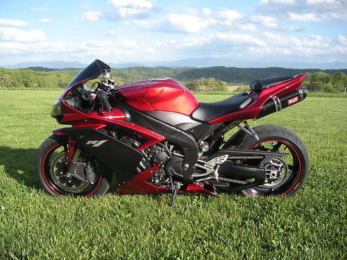 2007 yamaha yzf r1 1000cc low reserve miles must sale brisbane motorcycles for sale used. Black Bedroom Furniture Sets. Home Design Ideas